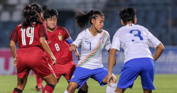 AFC Under-19 Women's Championship qualifiers: India beat Thailand 1-0 but fail to progress