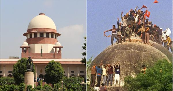 Babri Masjid demolition case: Deliver verdict in nine months, Supreme Court tells CBI judge