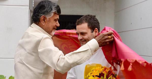 The big news: Congress and TDP say they will work together to defeat BJP, and nine other top stories