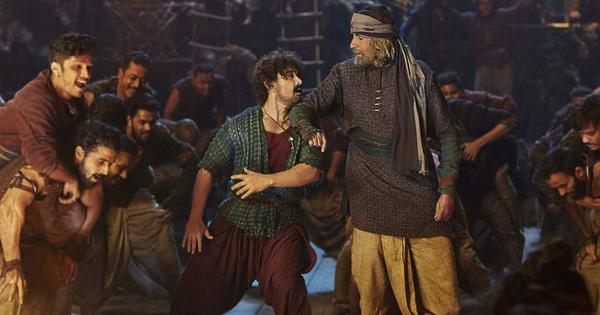 The sweat and research that went into 'Thugs of Hindostan': 'Nothing was left to chance on the sets'