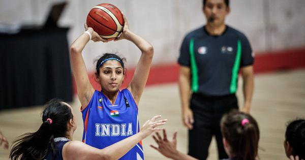 Basketball: After success at FIBA Asia U-18 C'ships, Coorg girl Harshitha aims for bigger targets