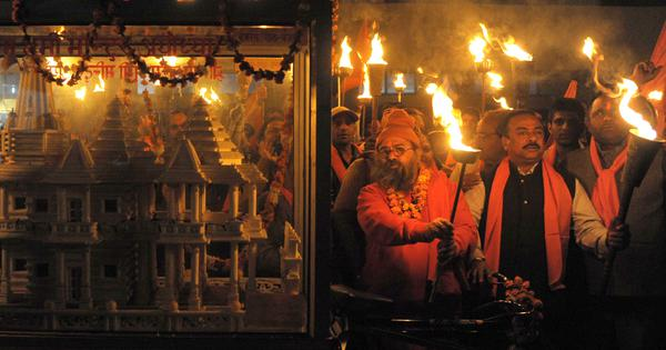 Why India's Muslims have adopted a strategy of silence on the renewed push for a Ram temple