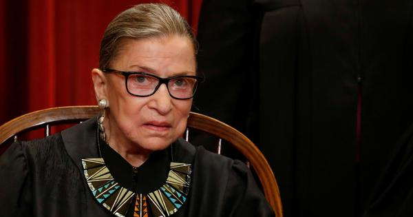 Ruth Bader Ginsburg had reshaped American law even before she went on the US Supreme Court