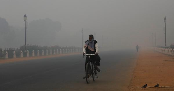 Delhi air quality remains 'very poor', PM 2.5 levels likely to go up during weekend