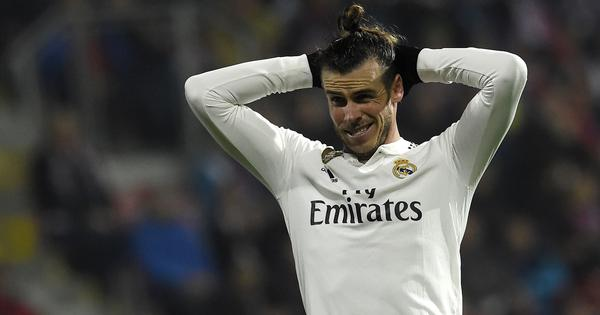 Bale's calf injury not too serious, will be back soon, says Real Madrid coach Solari