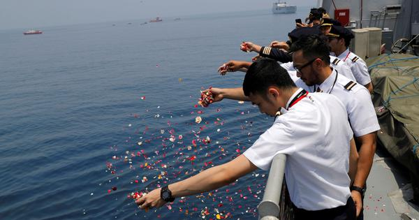 Indonesia calls off search for Lion Air crash victims, will keep looking for second black box