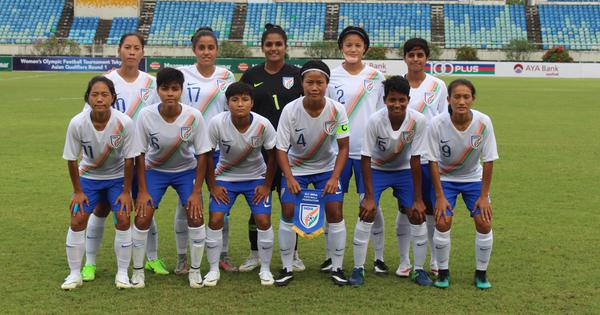 Football: Bala Devi scores four as India women rout Bangladesh 7-1 in 2020 Olympics qualifier