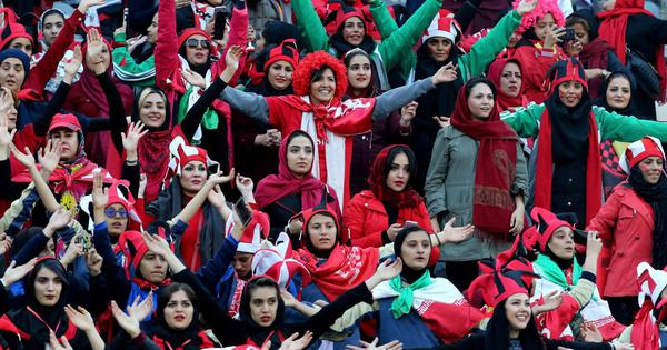 'Historic day for football': Close to 1,000 Iran women attend Asian Champions League final