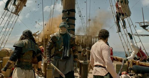 Box office: 'Thugs of Hindostan' claims Rs 123 crore over opening weekend