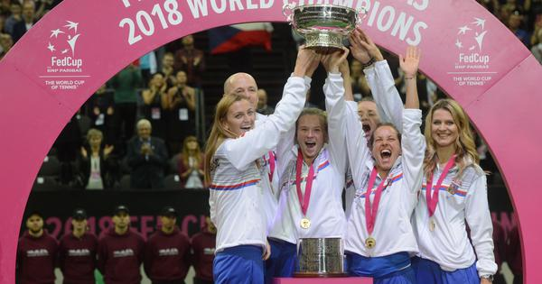 Tennis: After Davis Cup, Fed Cup format undergoes overhaul too; Budapest to host 12-team final