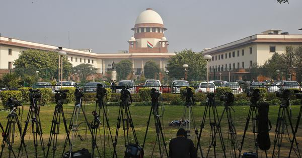 Plea seeking CBI inquiry into 'conspiracy to frame CJI' will be heard in due course, says SC