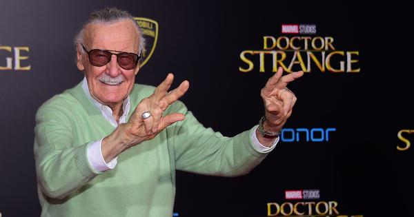 Comic writer and Marvel legend Stan Lee dead at 95