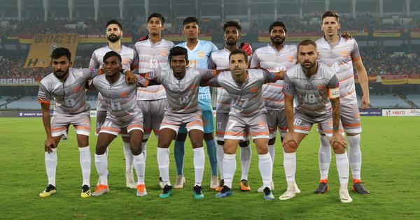 I-League: Late strikes from Pedro hands Chennai City five-point lead over East Bengal