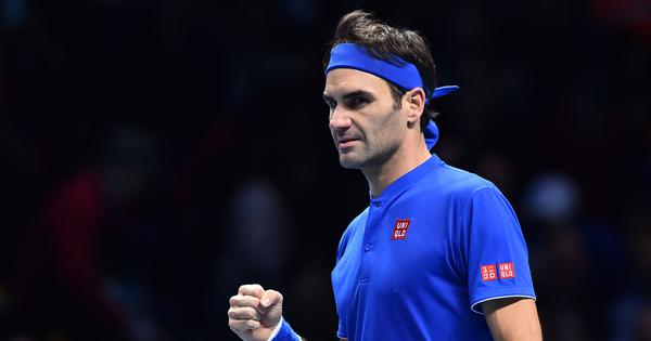ATP Finals: Roger Federer keeps campaign alive with straight sets win over Dominic Thiem