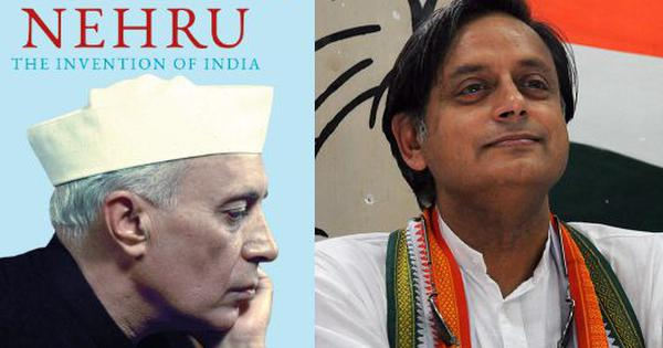 Shashi Tharoor's 'Nehru: Invention of India' to be adapted into a web series