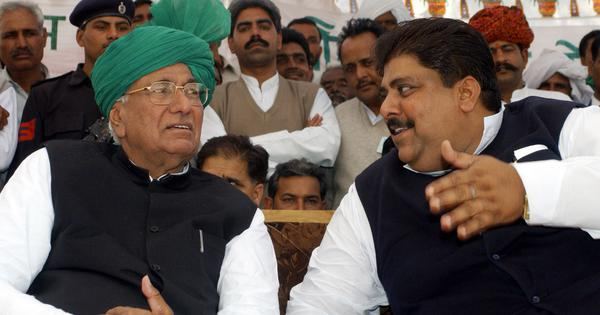 Haryana: Indian National Lok Dal splits as Ajay Singh Chautala announces he will float a new party