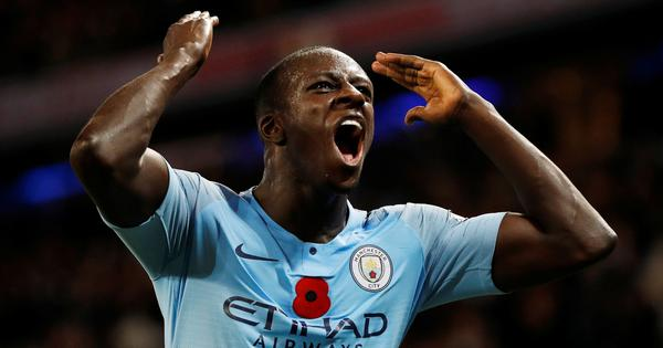 Manchester City defender Benjamin Mendy sidelined after undergoing knee surgery