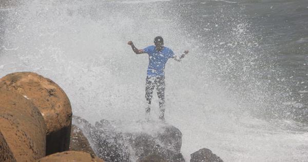 The big news: Rain lashes coastal Tamil Nadu as Cyclone Gaja makes landfall, and 9 other top stories