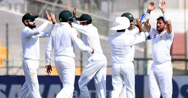 Yasir Shah and Co dismiss New Zealand for 153 as Pakistan dominate day one of 1st Test