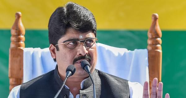 Uttar Pradesh: Independent MLA Raghuraj Pratap Singh to form new political party