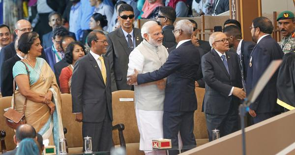 The big news: New Maldives leader offers hope for renewed ties with India, and 9 other top stories