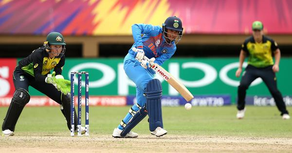 Women's World T20: Smriti Mandhana's career best and other key stats from India's win vs Australia