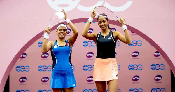 Maturity, language, dance: What makes new doubles pair of Karman Kaur Thandi and Ankita Raina click