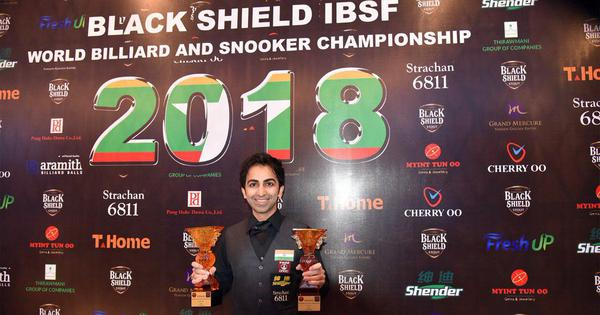 Billiards: Pankaj Advani clinches World Championship title, Bhaskar finishes runner-up