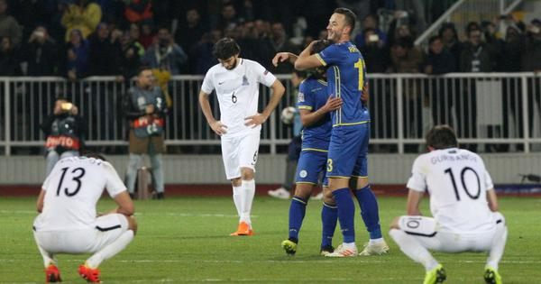 Kosovo seal Euro 2020 play-off place only two years after becoming a UEFA-recognised national team