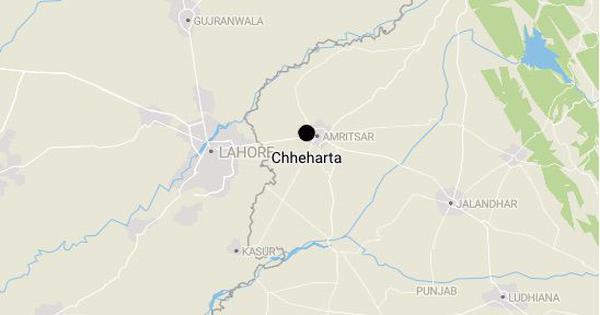 Punjab: AAP leader Suresh Sharma shot at in Amritsar