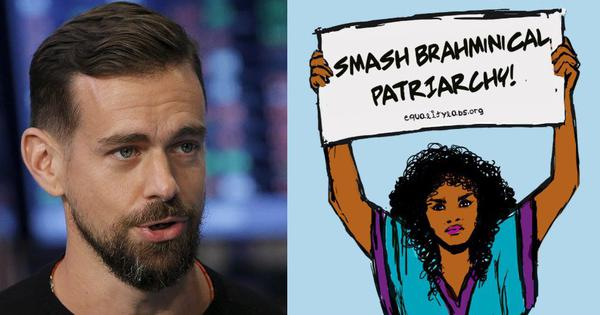 Readers comments: 'Brahmanical patriarchy' and Twitter CEO Jack Dorsey's poster controversy
