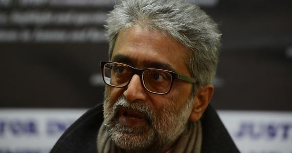 Bhima Koregaon case: SC rejects activist Gautam Navlakha's default bail plea