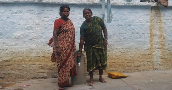 In poll-bound Telangana, clean water is still a pipe dream in many villages despite grand projects