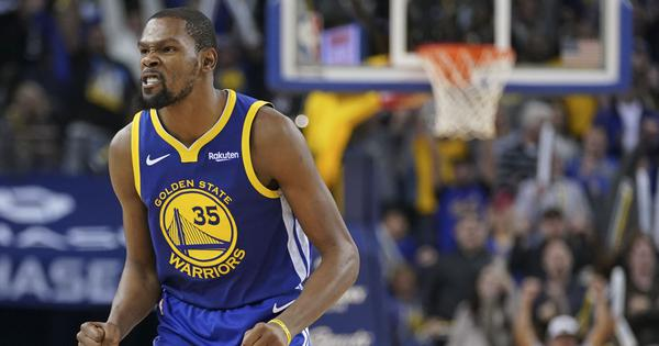 NBA: Kevin Durant to move from Golden State Warriors to Brooklyn Nets