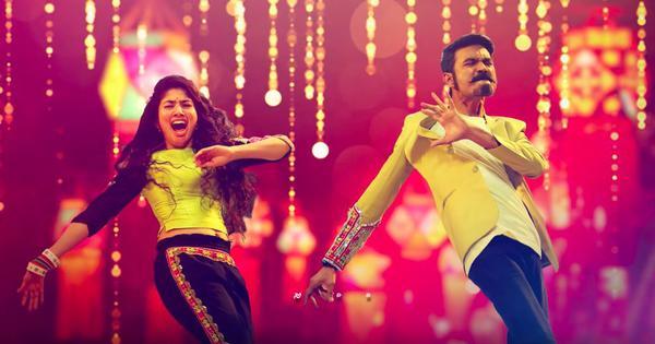 Watch: 'Rowdy Baby' from Dhanush-Sai Pallavi-starrer 'Maari 2'