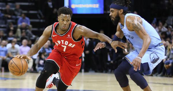 NBA playoffs: Toronto Raptors see off Milwaukee Bucks to level Eastern Conference finals
