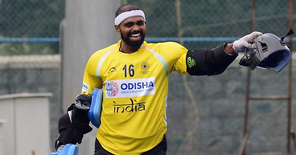 Goalkeepers, like wine, get better with age: Former hockey captain PR Sreejesh