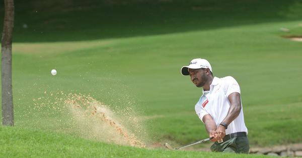 Golf: Chikkarangappa fires 65 to register two-shot win in Golconda Masters Championship