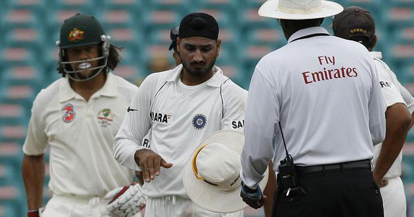 'He broke down crying': Symonds says Harbhajan apologised over 'monkeygate'; off-spinner denies it