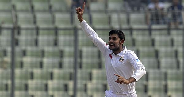 Practicing with wet balls to adapt to dew, says Bangladesh's Mehidy Hasan ahead of day-night Test