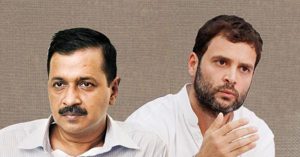 AAP won't ally with Congress 'for 2019 or beyond', says spokesperson