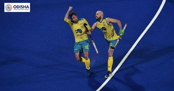 Hockey World Cup, finals day, live: Australia score two early goals against England in bronze match