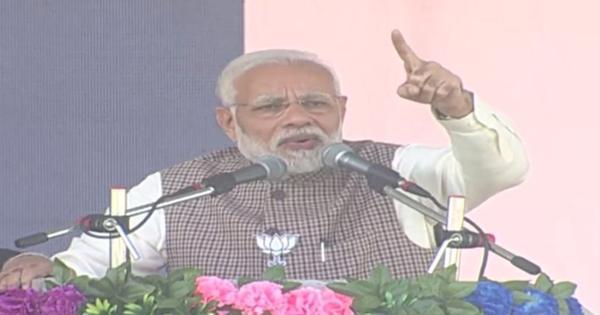 प्रधानमंत्री मोदी के कांग्रेस पर राष्ट्रीय सुरक्षा की उपेक्षा करने के आरोप सहित आज के बड़े बयान