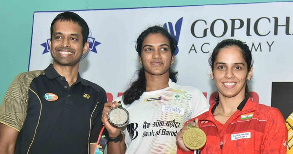 Badminton: Was tough coaching Sindhu and Saina together but had no favourite, says Gopichand
