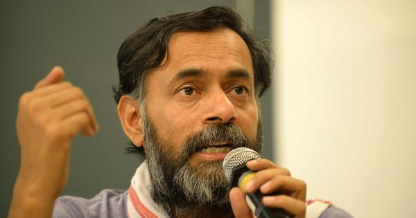 One of BJP's achievements is that it has detached the economic from the political: Yogendra Yadav
