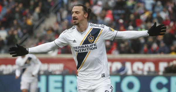 Football: Struggling AC Milan offer Zlatan Ibrahimovic six-month deal, claim reports