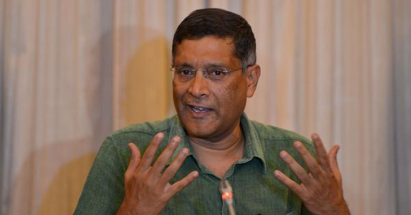 Arvind Subramanian defends his claim that GDP growth rate was overestimated between 2011 and 2017
