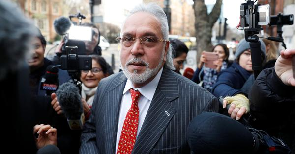 UK court orders extradition of businessman Vijay Mallya to India