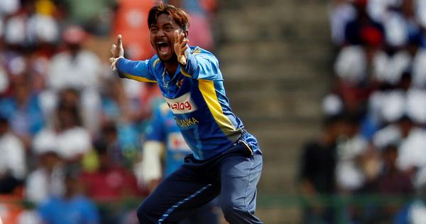 Sri Lanka spinner Akila Dananjaya suspended by ICC due to illegal bowling action