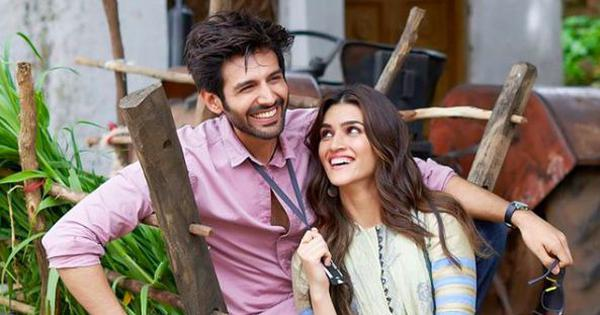 Kartik Aaryan and Kriti Sanon's 'Luka Chuppi' sets March release date